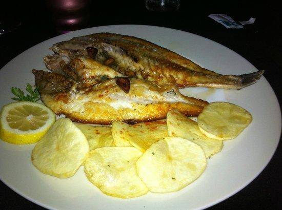 Dovela Restaurante: Pesce del giorno