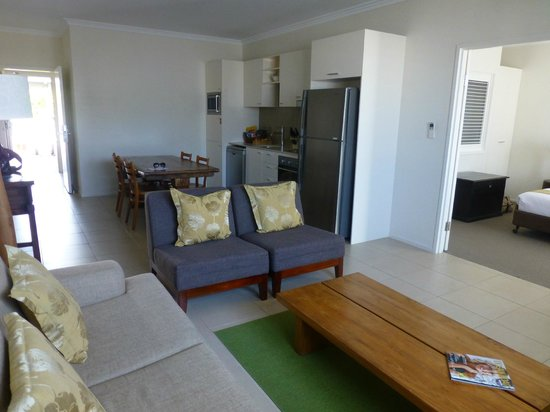 Byron Bay Hotel & Apartments : 206a One bedroom apartment
