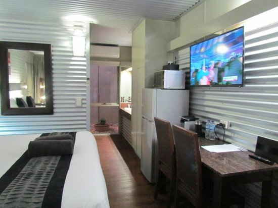Morwell Motel: 42 inch Flast Screen HD TV in every room