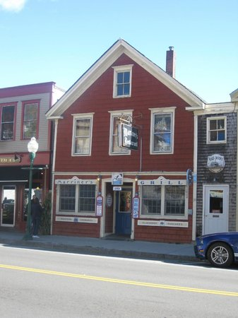 Marriner's Restaurant, Camden, ME
