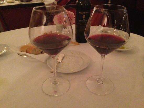 Hotel Cipriani Restaurant: atendimento perfeito