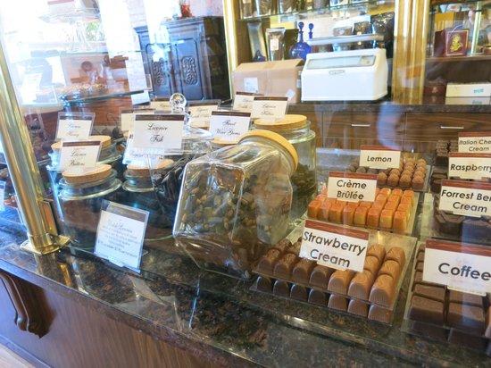 Chocolaterie Stam