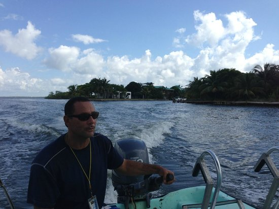 Cayequest Private Tours: mark your seaman