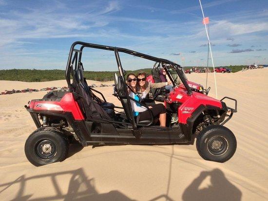 Razor J's Adventure Tours: Lots of fun