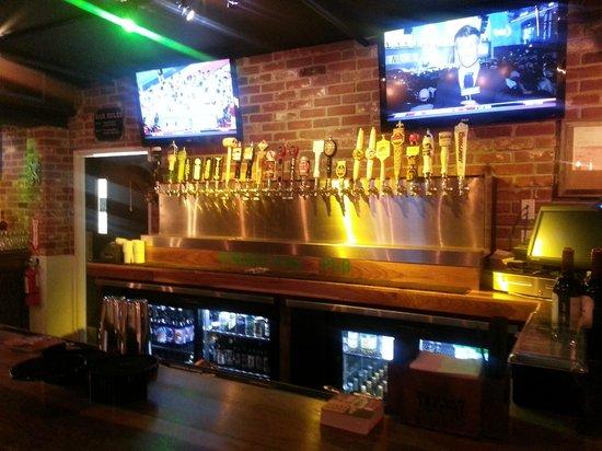 O'Donovan's Restaurant & Pub : 26 Craft Beer Taps