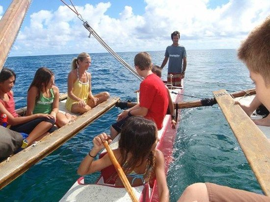 Island Sails Kaua'i: Fun for the whole family