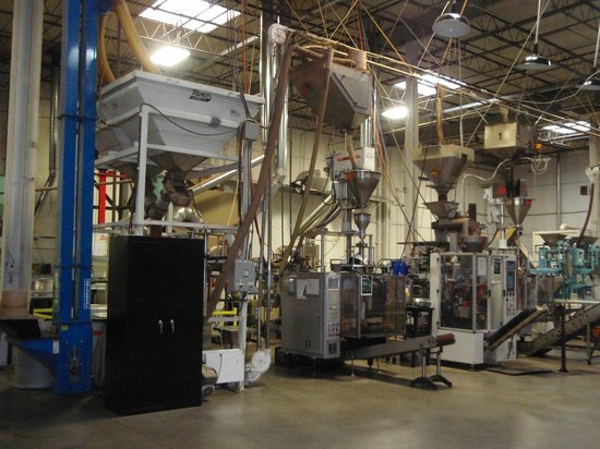 The Roasterie Factory & Retail Store: machines