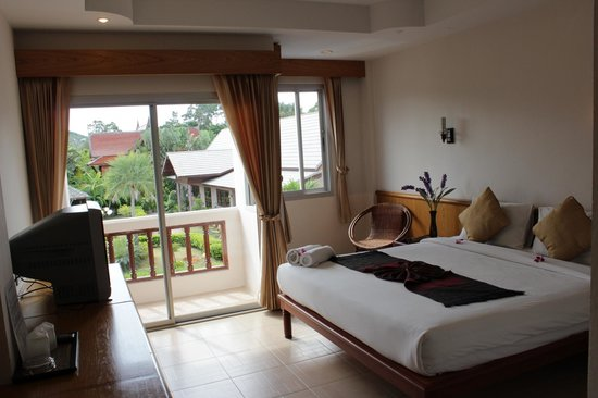 Natural Samui Hotel: 217 room