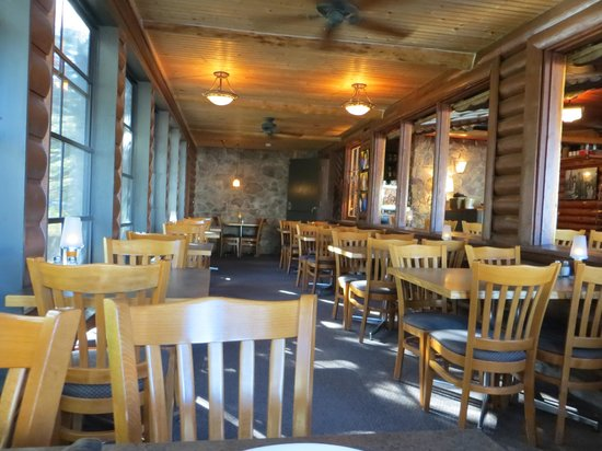 T R McKoy's: Our view of the side dining room