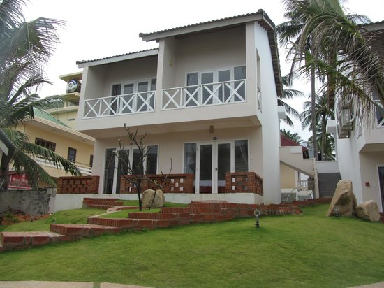 Mui Ne Paradise Beach Resort: Our room