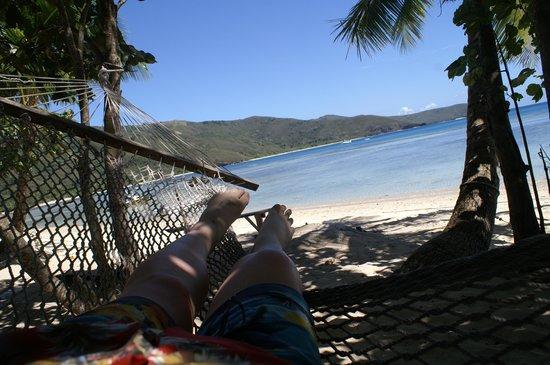 White Sandy Beach Dive Resort: Hammock