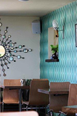Solar Eating House: Interior