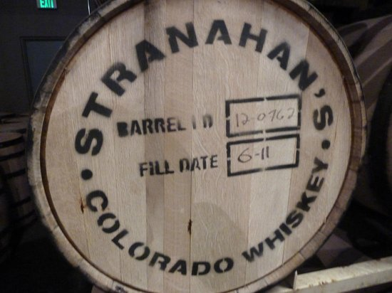 Stranahan's Colorado Whiskey Tour: Almost ready