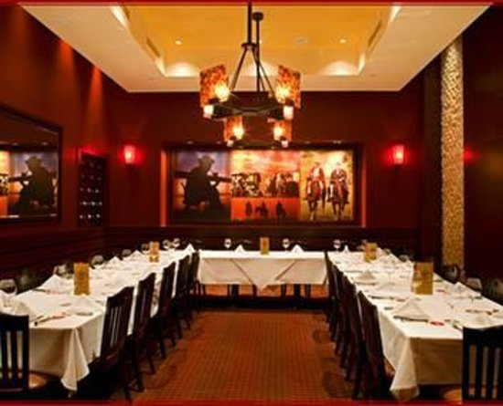 Fogo De Chao Brazilian Steakhouse: Private Room @ Fogo LV