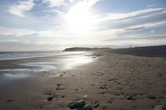 Lawrencetown Beach: The beach