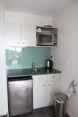 Watermark Holiday Studios: Kitchen facilities
