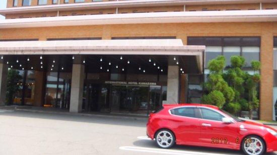 Kanazawa Kokusai Hotel : 外観