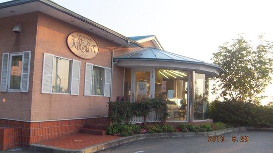 Kanazawa Kokusai Hotel : プリンが有名です