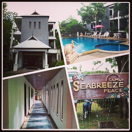 Sea Breeze Place : exterior
