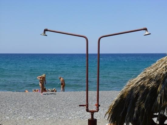 Sfinari Beach : sfinari