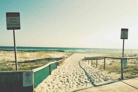 La Costa Motel: coolangatta beach