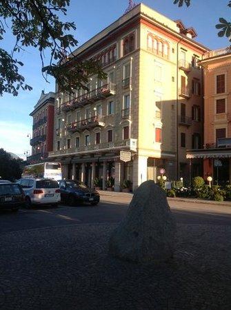 Hotel Belvedere : Hotelansicht