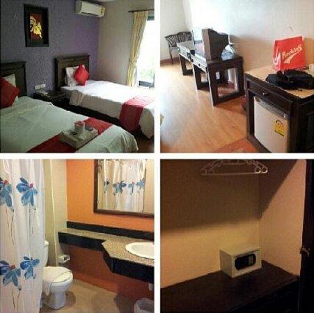 Lanna House : interior
