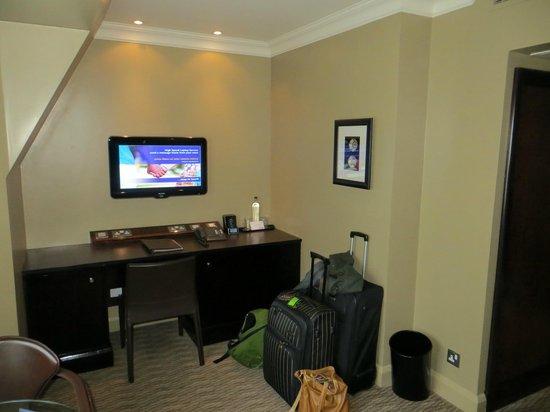 Radisson Blu Edwardian Grafton Hotel: Room