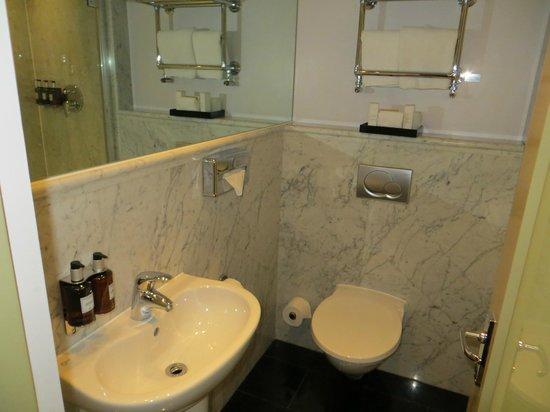 Radisson Blu Edwardian Grafton Hotel : Bathroom