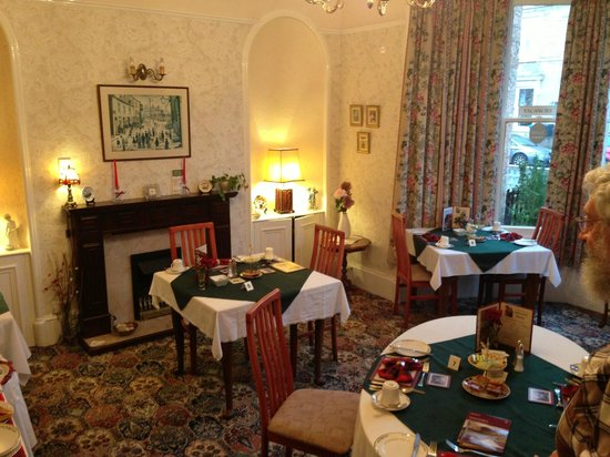 Ardconnel House B&B: Breakfast Room