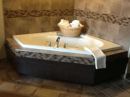 Best Western Plus Dartmouth Hotel & Suites : Jacuzzi