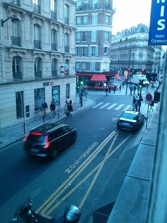 Best Western Aramis Saint-Germain: A room with a view