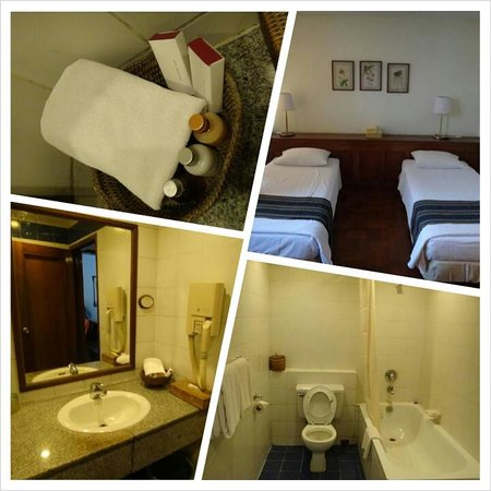 Thamada Hotel: interior