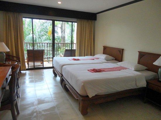 Chanalai Garden Resort: The room