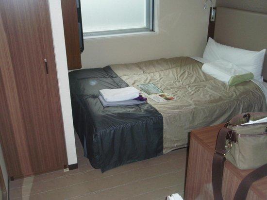 Super Hotel Lohas JR Nara-eki: 客室①