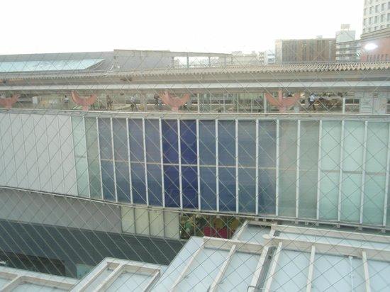Super Hotel Lohas JR Nara-eki: 目前の奈良駅
