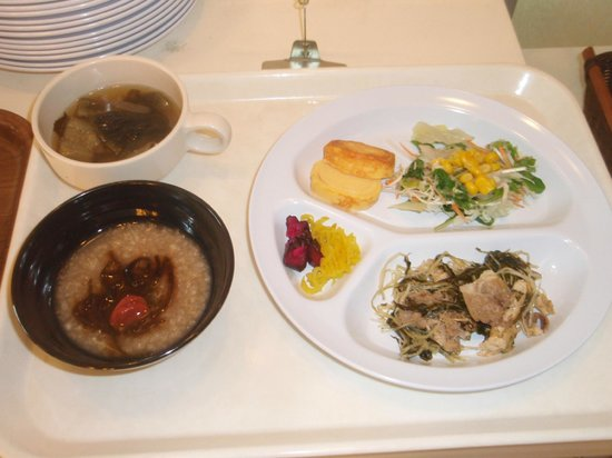 Super Hotel Lohas JR Nara-eki: 和風朝食
