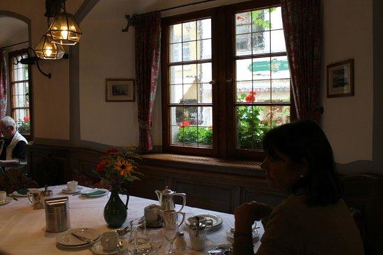 Gasthof zum Bären: sala colazione