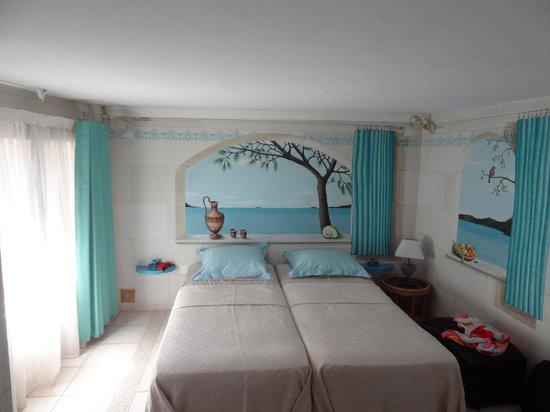 Vista Azzurra: Bedroom