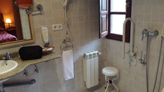 El Tejo: El baño