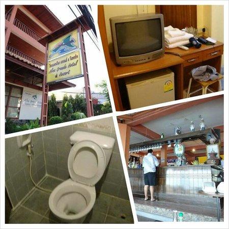 Alina Grande Hotel & Resort: interior2