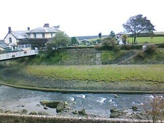 Riverside Cottage : View from room