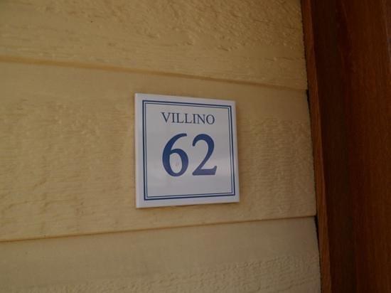 Le Esperidi Village: villino