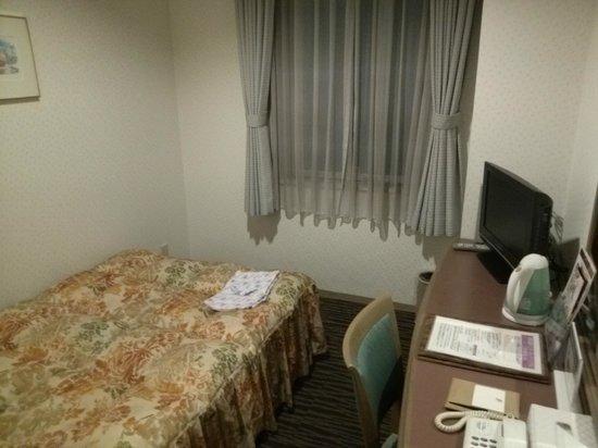 Sapporo Sumire Hotel : 室内