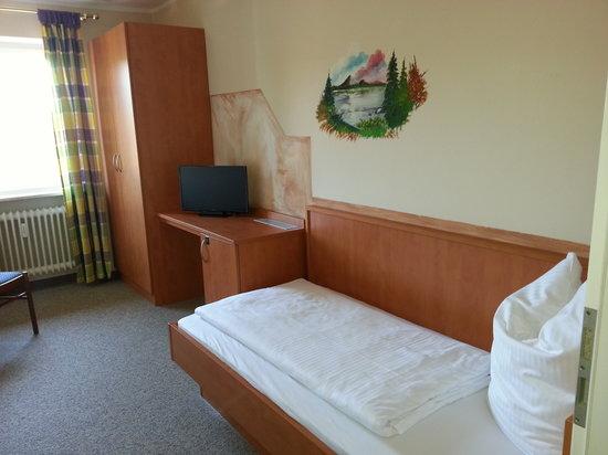 Hotel zur Post : Einzelzimmer