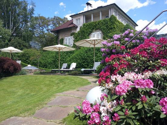 KOLLERs Hotel: Le jardin