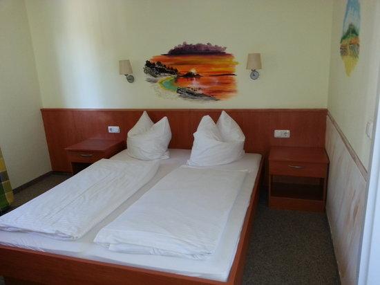 Hotel zur Post : Doppelzimmer