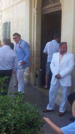 The Villa Brasserie: pre wedding