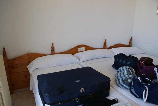 Sanmarti Hotel: room