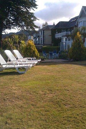 Brunswick Hotel: Garden